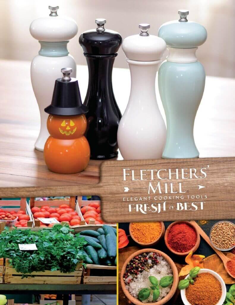 Fletcher's Mill Catalog