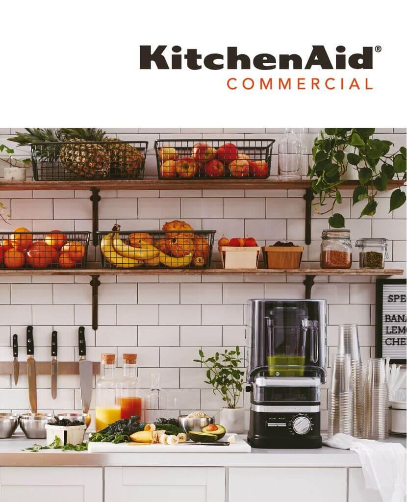 KitchenAid Booklet V15