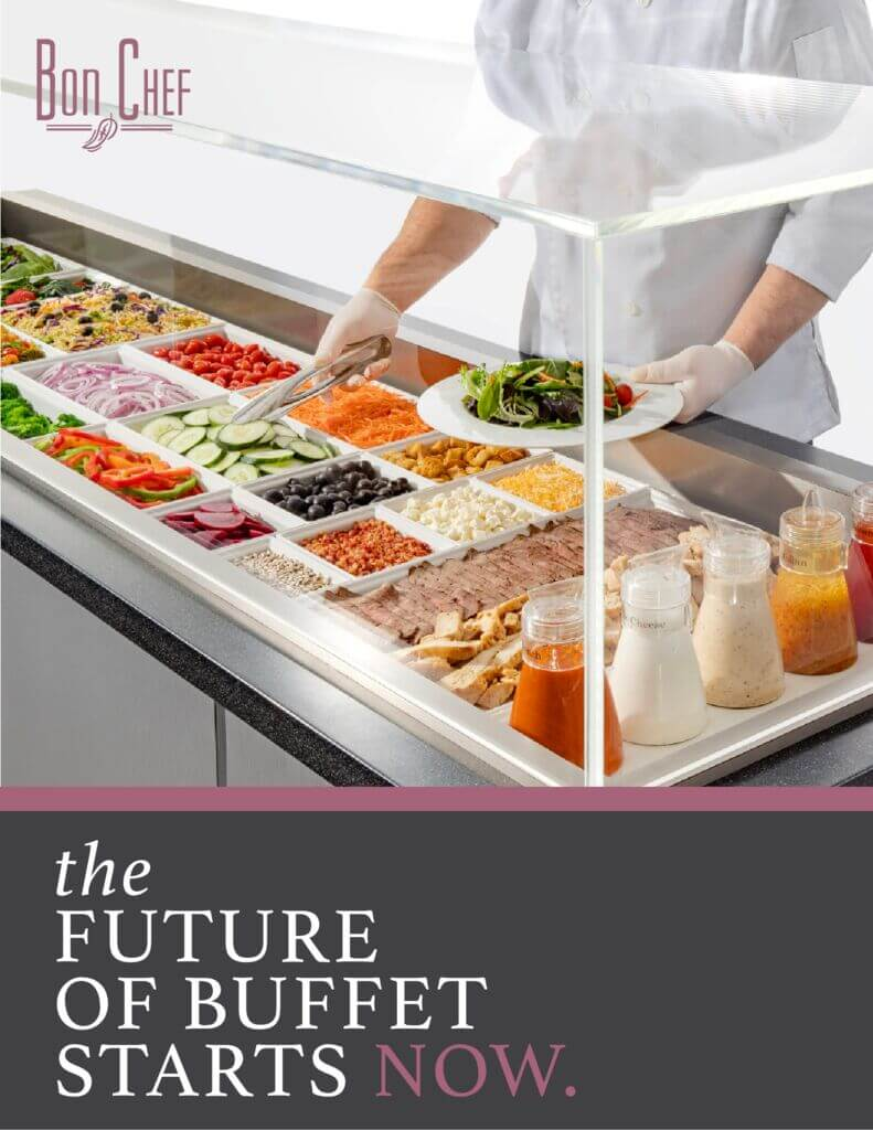 Bon Chef Future of Buffet