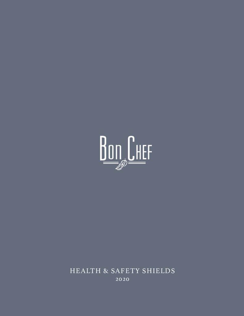 Bon Chef Healthy Safety Shield