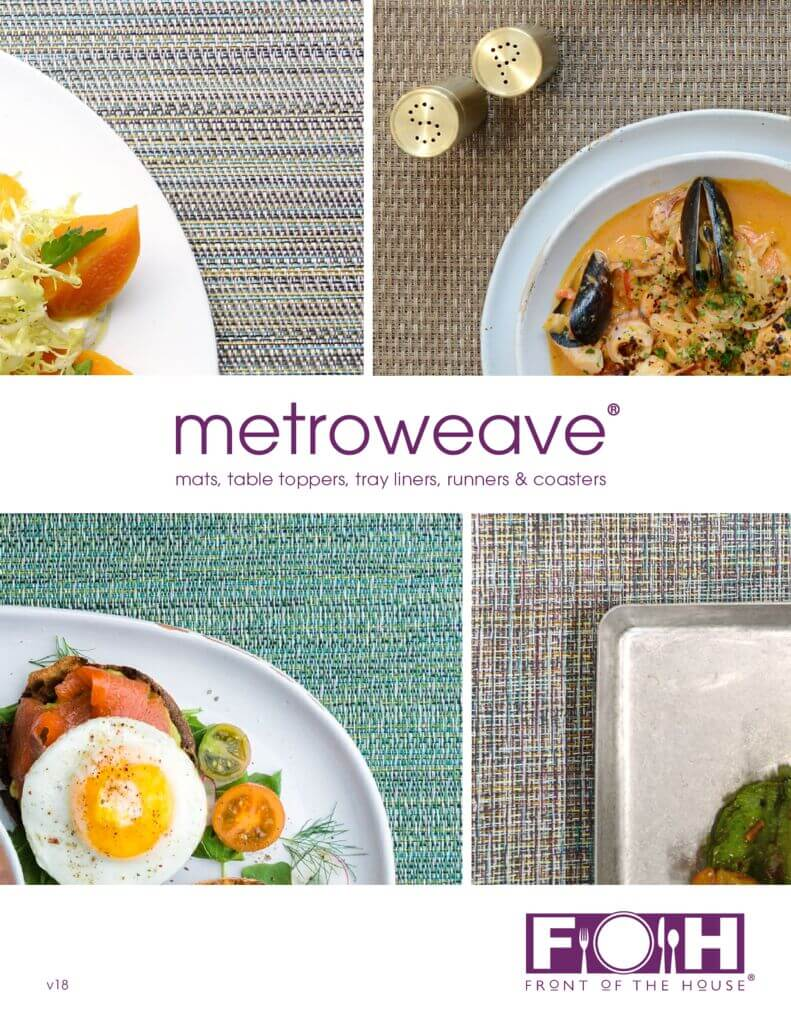 Metroweave Brochure
