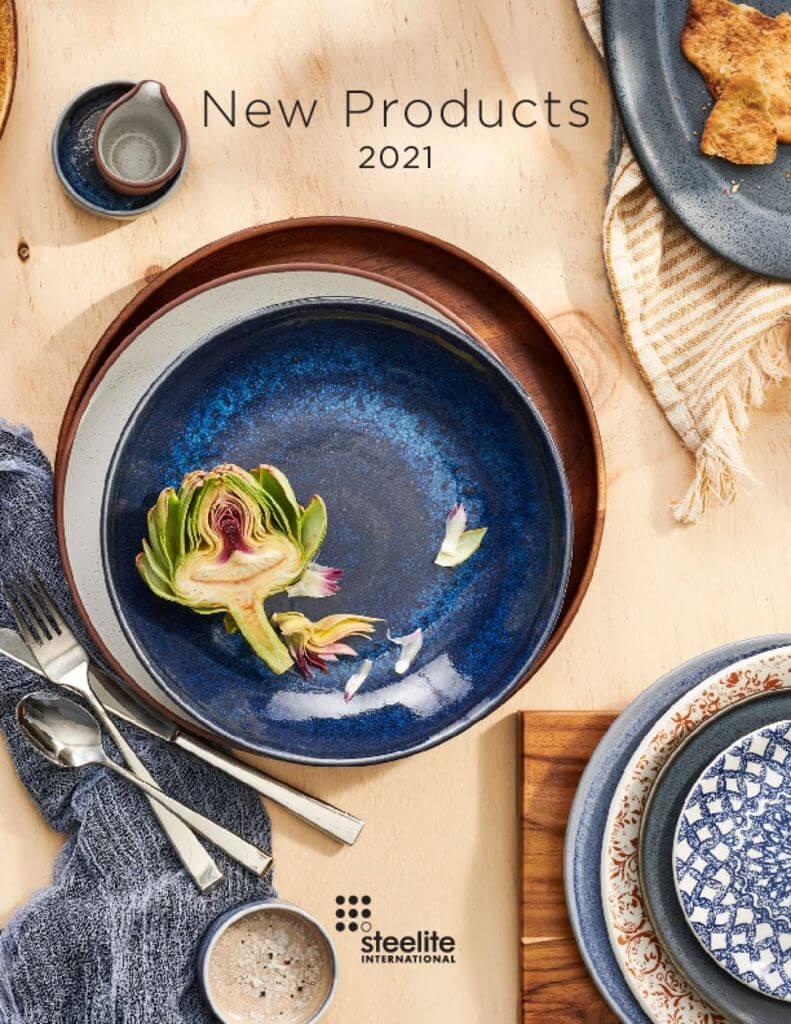 Introducing Steelite's 2021 New Items Brochure