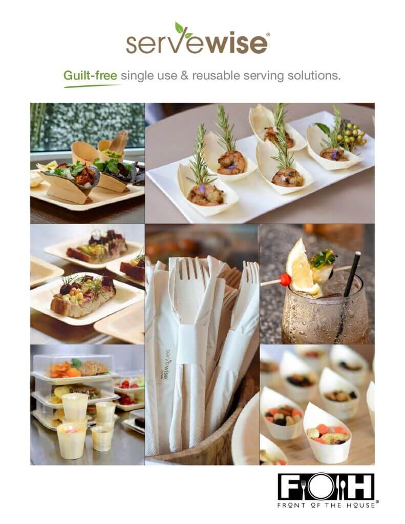 Servewise Brochure