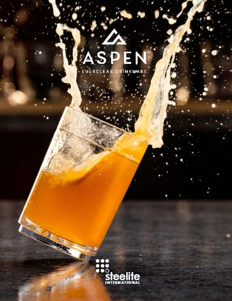 Steelite Aspen Drinkware