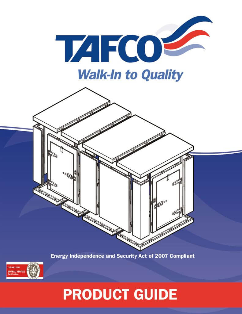 Tafco Product Guide