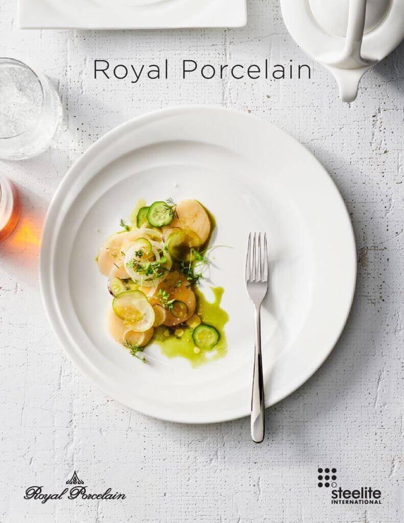 Royal Porcelain Brochure